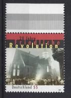 Germany 2009   20 Jahre Der Friedlichen Revolution  (**)MNH  Mi.2762 - Unused Stamps