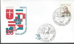 TRIESTE-25 ^ FIERA  CAMPIONARIA INTRNAZIONALE- 17-6-1973 - Timbres