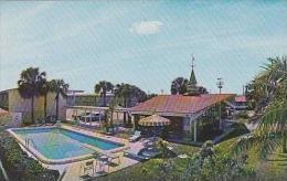 Florida Tampa Howard Johnsons Motor Lodge South and Swimming Poo