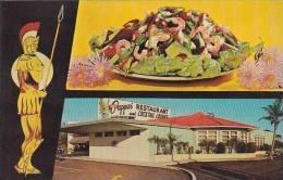 Florida St Petersburg Louis Pappas Restaurant &amp amp  Cocktail