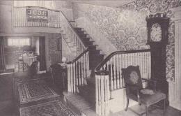 Vermont Springfield Reception Hall Hartness House Albertype