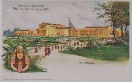 JEUX OLYMPIQUES DE SAINT LOUIS 1904  ( UN SIECLE D'OLYMPISME A TRAVERS LA CARTE POSTALE ) - Jeux Olympiques