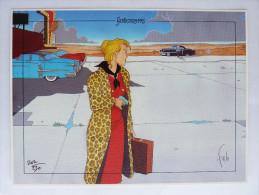 Ex Libris - SIMON Fred - LE POISSON CLOWN T2 - NS - FANTASMAGORIES 1998 - Ex-libris