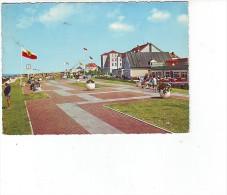 AK  Nordseebad Cuxhaven - Duhnen,Promenade Gb.1970 - Cuxhaven