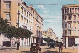 CASABLANCA   LE BOULEVARD DE LA GARE(dil48) - Casablanca