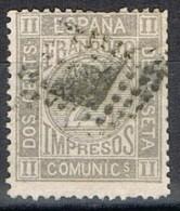 Sello Impresos 2 Cts. Amadeo 1872, Num 116 º - 1872-73 Reino: Amadeo I