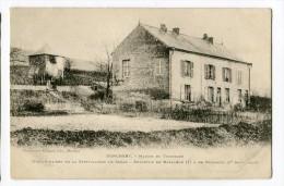 Ref 192 - DONCHERY - Maison Du Tisserand (CARTE PIONNIERE) - Frankreich