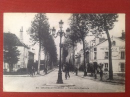 02 Aisne CHATEAU THIERRY 65 Place De La Bascule Hotel De La Girafe? - Chateau Thierry