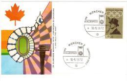 GERMANIA ,GERMANY- OLyMPIC GAMES MUNCHEN ´72 - CERIMONIA DI CHIUSURA (Abschlussfeier) - Estate 1972: Monaco