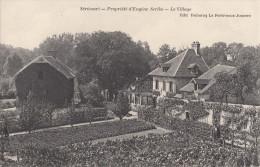 CPA - Bussières - Séricourt - Propriété D'Eugène Scribe - Le Village - Sonstige Gemeinden