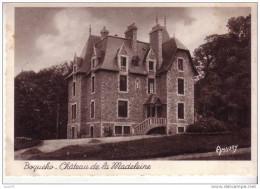 BOQUEHO -  Château De La Madeleine - Autres Communes