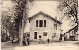 LAYRAC - La Poste    (66636) - France