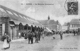 AISNE (02) - Guise - Le Marché Couvert - 1908 - Guise
