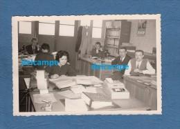 Photo Ancienne - PARIS - Bureaux De BREGUET Aviation - Le Service Achats - Machine , Téléphone , ... - Berufe