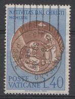 Vatican Mi.nr.:440 Weihnachten 1963 Oblitérés / Used / Gestempeld - Oblitérés