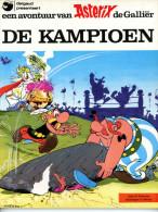Een Avontuur Van Asterix, De Galliër - De Kampioen (1980) - Asterix