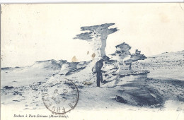 ROCHERS A PORT ETIENNE - Mauritania