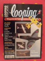 Revue Looping. Aéro Modélisme.  2000. N° 65. (112 Pages + Plan) - Aviation