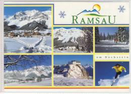 RAMSAU / Dachstein - Mehrbildkarte - Ramsau Am Dachstein