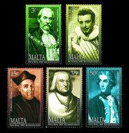 4.- MALTA 2002 PERSONALITIES - Malta