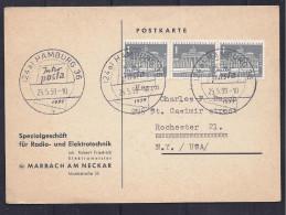 Berlin1959:Michel140 On Card MeF - [5] Berlin