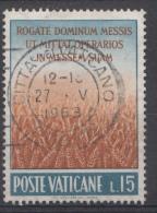 Vatican Mi.nr.:398 Priesterliche Berufung 1962 Oblitérés / Used / Gestempeld - Oblitérés