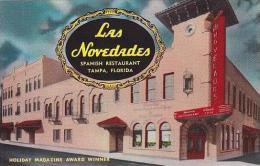 Florida Tampa Las Novedades Spanish Restaurant