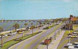Florida St Augustine Matanzas Bay &amp amp  Bridge Of Lions