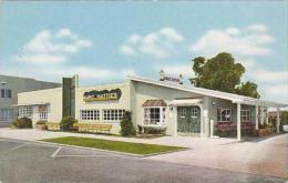 Florida St Petersburg Aunt Hatties Restaurant Curteich