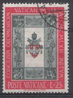 Vatican Mi.nr.:415 Eröffnung Des 2.Ökumenischen.... 1962 Oblitérés / Used / Gestempeld - Oblitérés