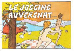 LE JOGGING AUVERGNAT - Humour