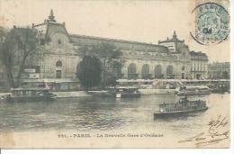 221 - PARIS - LA NOUVELLE GARE D'ORLEANS ( Animées ) - Arrondissement: 13