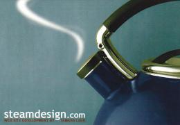 Advertising Steamdesign Website Development by Tamara Leer Vanco