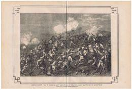 TURKEY - RUSSIA - ROMANIA - OLD ILLUSTRATED NEWSPAPER - ORIENT WAR 1877 -  N.17 - Before 1900