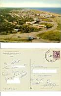 Rosolina (Rovigo): Villaggio Internazionale Bungalow - Dorf Rosapineta. Cartolina FG Viag. 1969 (timbro Postale) - Rovigo