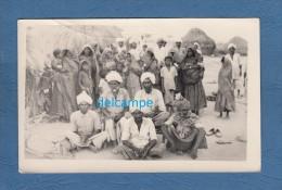 CPA Photo - KARACHI - Harvest Villagers - RARE - Ethnic - Pakistan