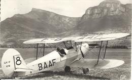 Aviation - Challes-les Eaux - Savoie - Le Terrain D'aviation Vers Le Nivolet