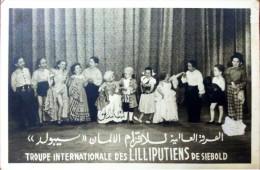 TROUPE INTERNATIONALE DES LILLIPUTIENS DE SIEBOLD ~ Deutschland - Circus