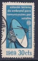 Brazil, Scott # 1114 Used Radar Antenna 1969 - Brazil