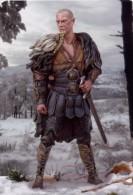 Saxon Warrior Th C. A. D. Calendar Pocket - Year 2008 - Calendriers