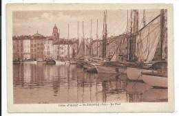 COTE D' AZUR -SAINT TROPEZ -LE PORT -Var (83) - Saint-Tropez