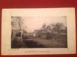 02 Aisne VILLERS HELON Route De Louatre - France