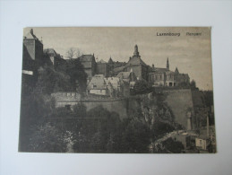 AK / Bildpostkarte Luxembourg Rempart Verlag Grands Magasins M. Knopf - Luxemburg - Stadt