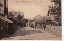 Pornichet.. Animée.. Avenue De La Mer.. Commerce - Pornichet