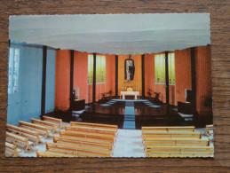 Kerk Van De Barmhartige Christus ( Binnenzicht ) - Anno 1965 ( Zie/voir Foto Voor Details ) !! - Tervuren