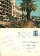 06 - Nice - Palais De La Mediterranée Et Promenade Des Anglais - 4L 2CV (Laé) - Nice