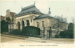 N°37978 -cpa Flers -caisse D'épargne- - Banques