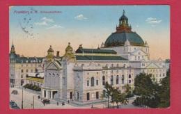 FRANKFURT AM MAIN  //  Schauspielhaus  1914 - Frankfurt A. Main