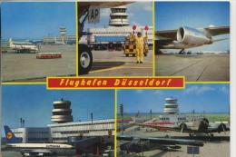 DUSSELDORF FLUGHAFEN - Aerodrome