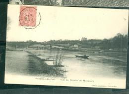 FONTAINE LE PORT - Vue  Du Côté De Massoury   Lfb151 - Other Municipalities